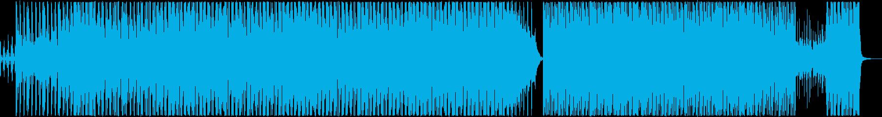 法人 アクション ハイテク レジャ...の再生済みの波形