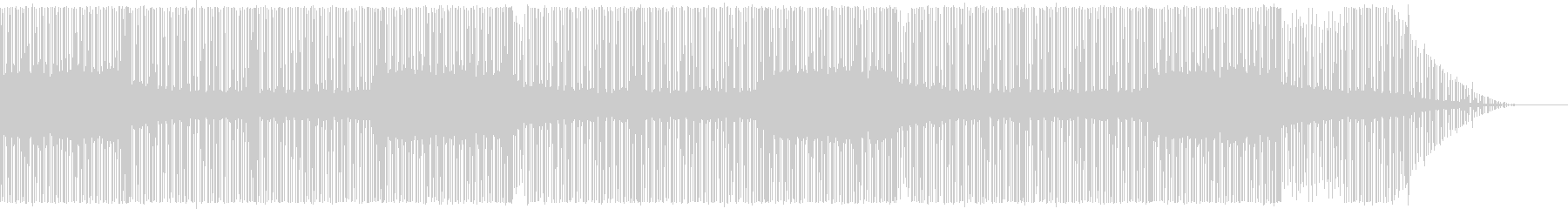 スペーシーなムードでインストゥルメ...の未再生の波形