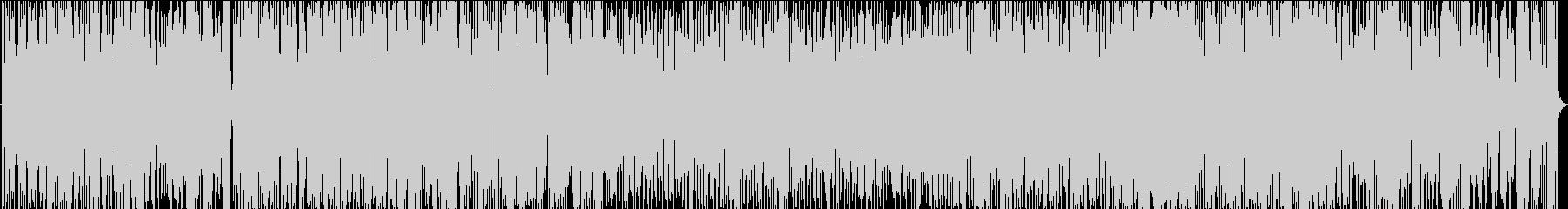 ヘンリー・マンシーニのリズミカルな...の未再生の波形
