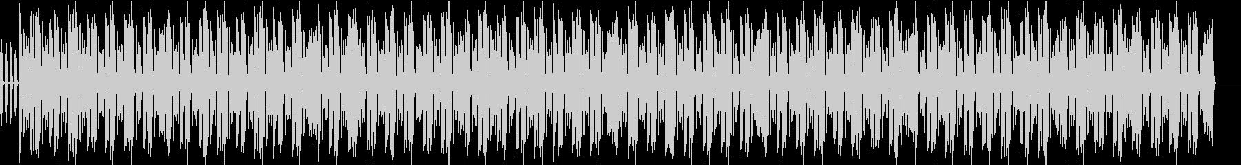 サイファービート7の未再生の波形