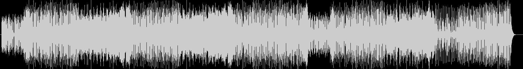 メルヘンなオルガンなどの演奏曲の未再生の波形