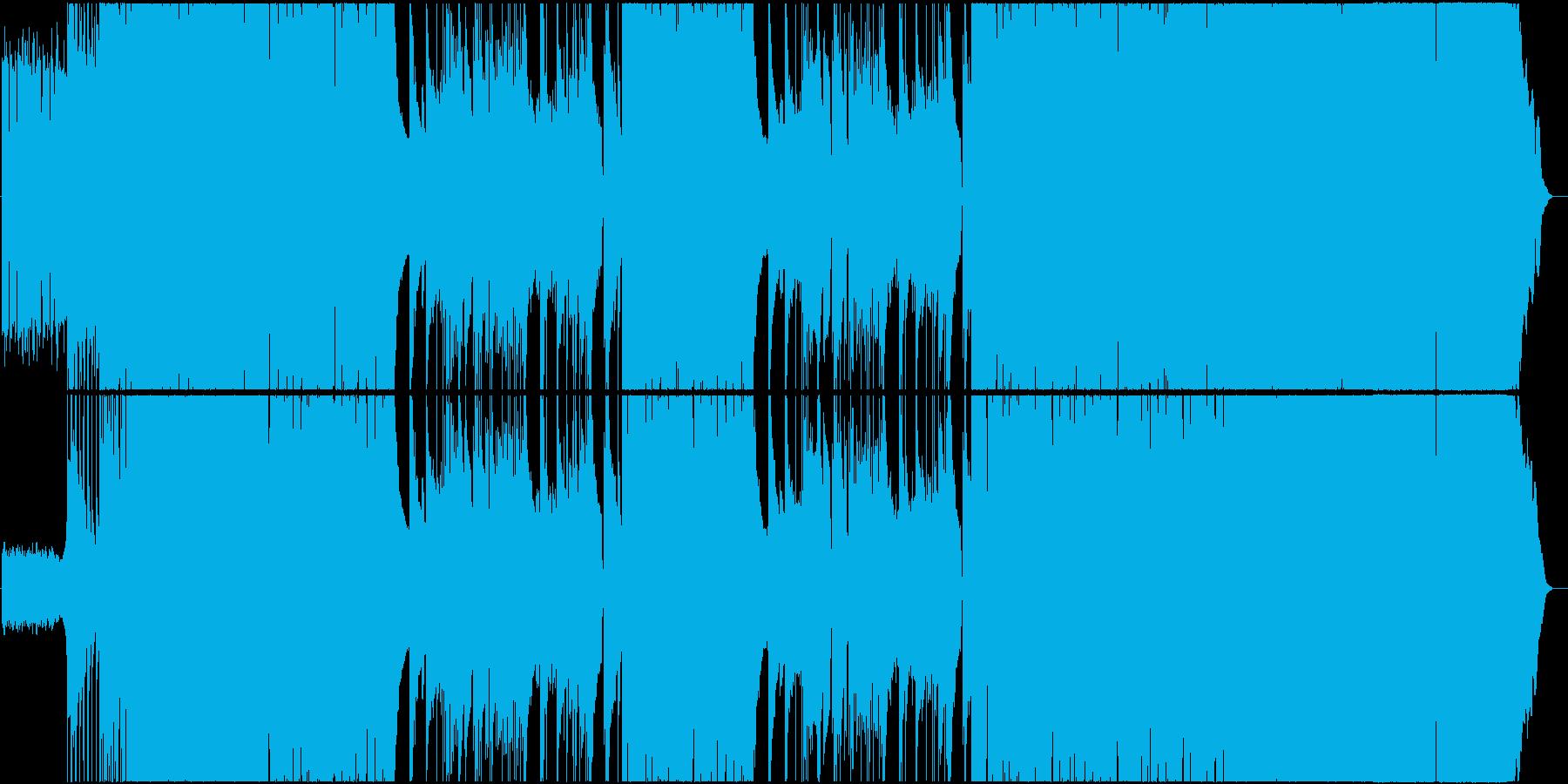 ブルース パンク メタル カントリ...の再生済みの波形