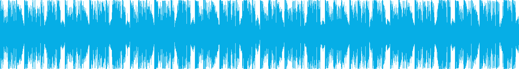 Electronica BGM's reproduced waveform