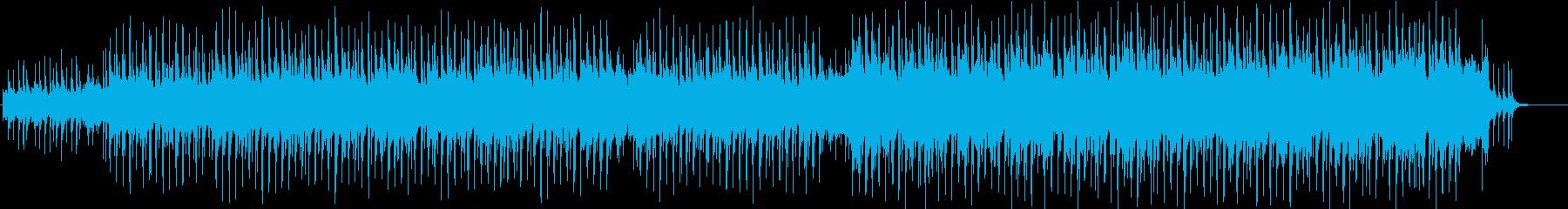 クール、挑戦、刺激的、VP系30bの再生済みの波形