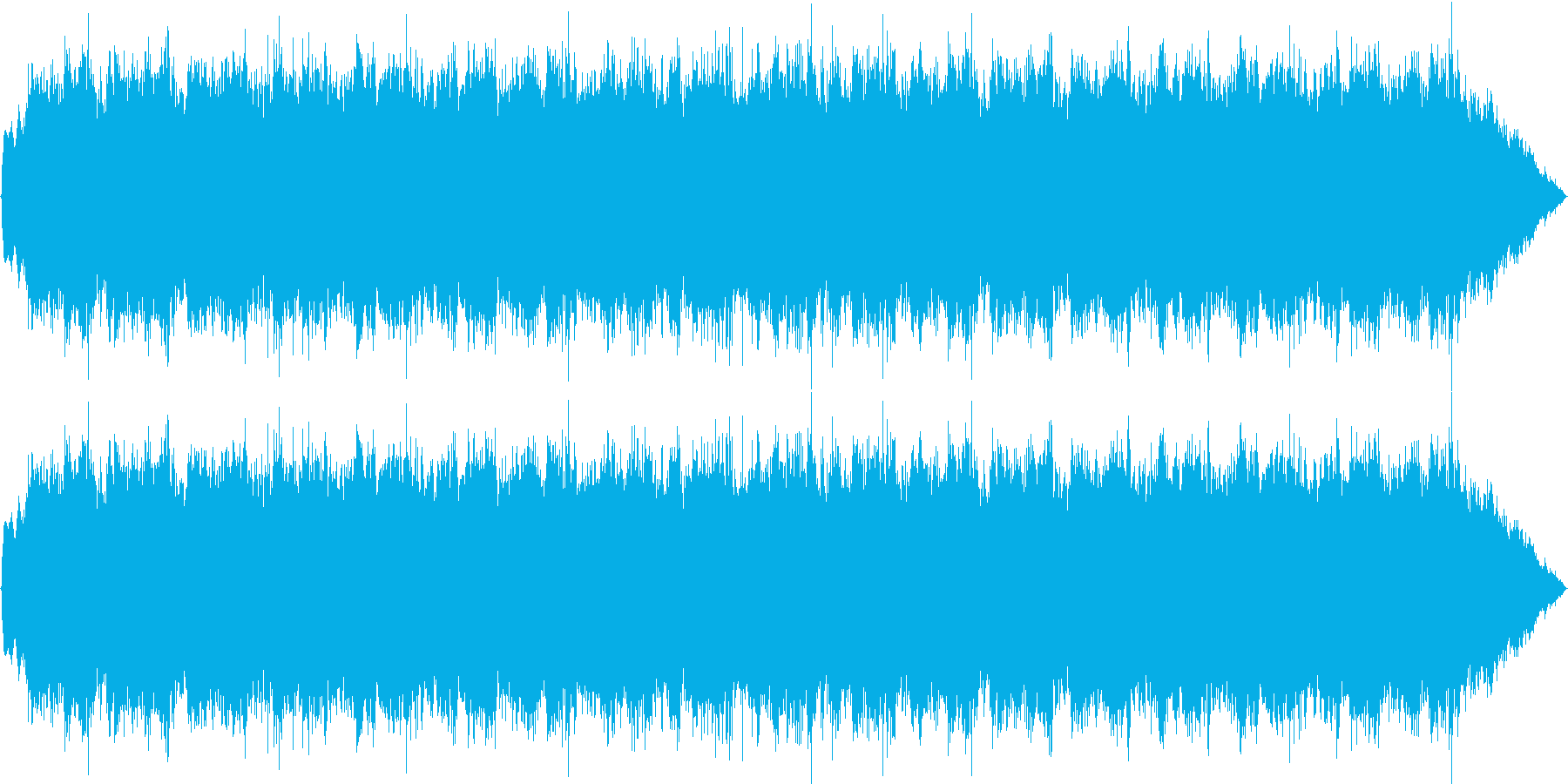 宇宙基地(環境音)の再生済みの波形