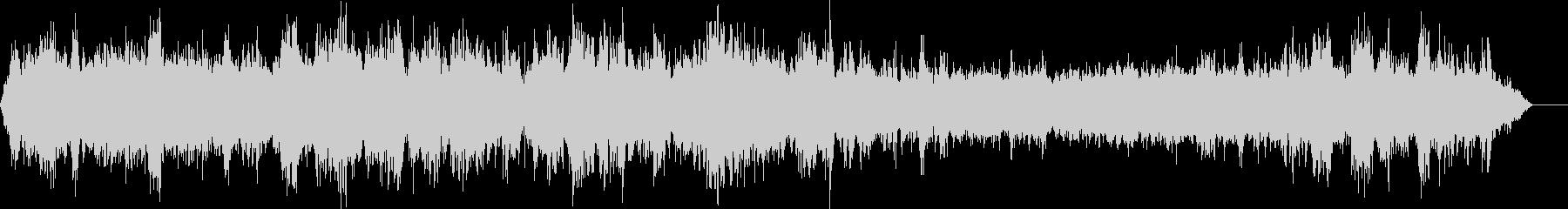 カウベルの未再生の波形
