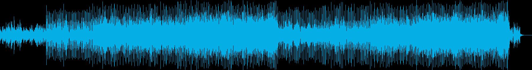 明るく爽やかなオーケストラポップ-11の再生済みの波形