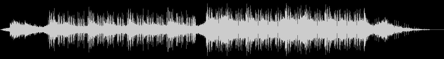 テクスチャー1の未再生の波形