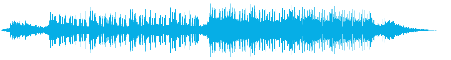 テクスチャー1の再生済みの波形