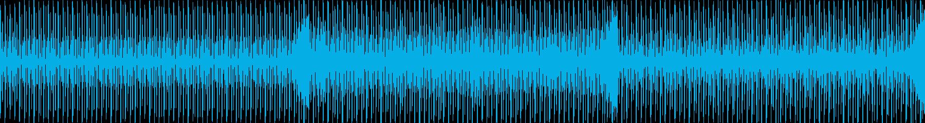 クイズ番組のシンキングタイム/ループ可能の再生済みの波形