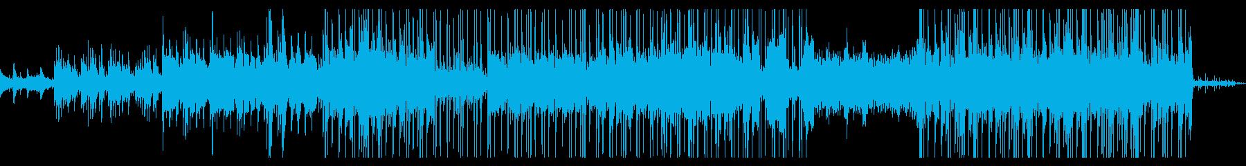 見せ場に使いやすい!ピアノが美しいポップの再生済みの波形