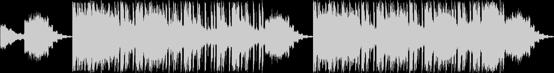 着信音のイントロ。エニグマの未再生の波形
