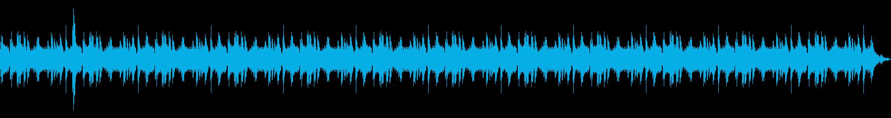 企業VP ブランディング動画 美しく彩るの再生済みの波形