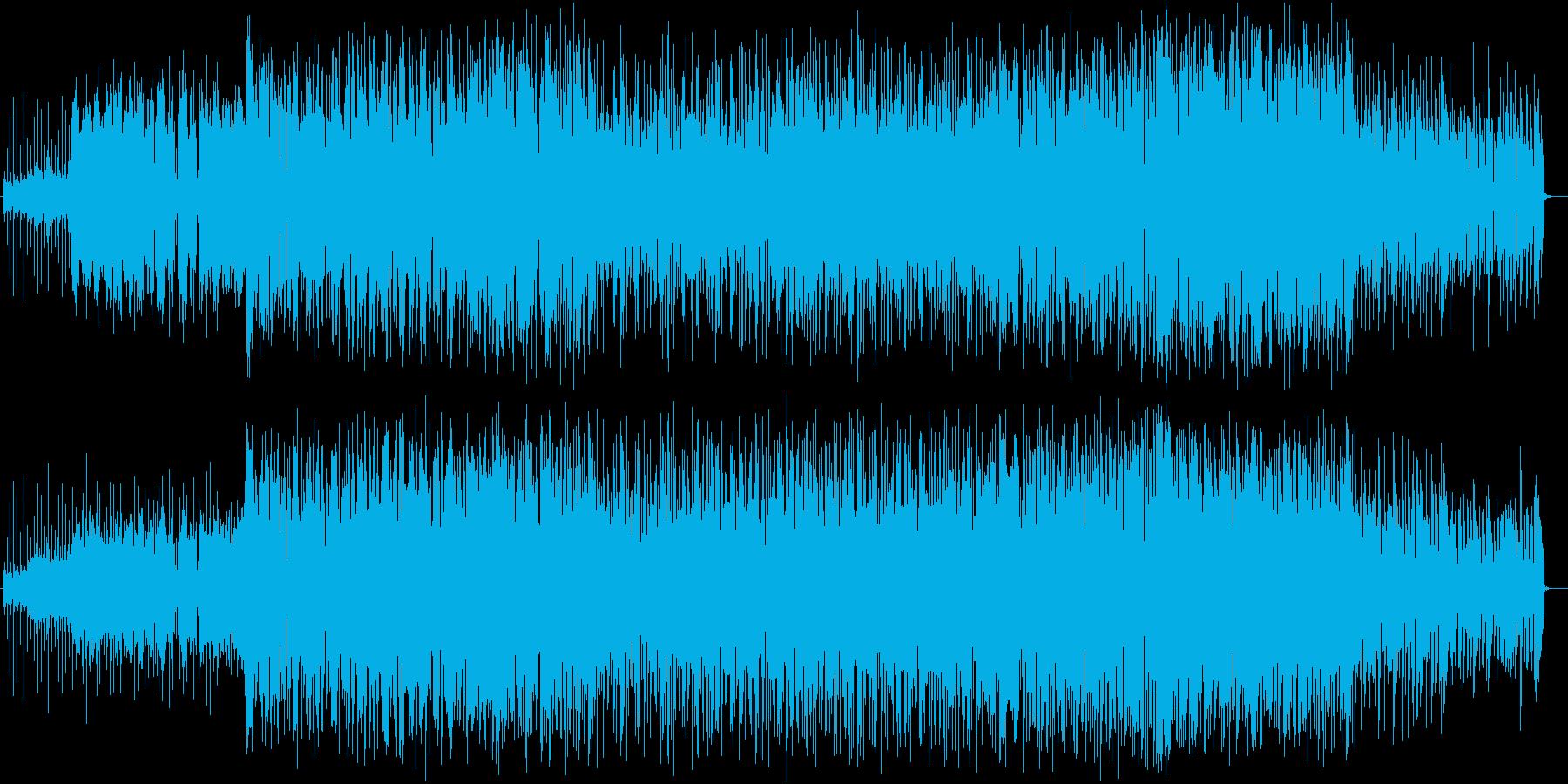 明治や大正時代の怪事件オープニングの再生済みの波形