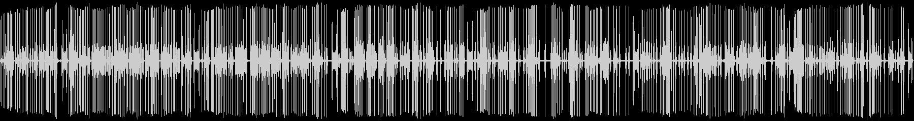 1970S ELECTRIC:迅速...の未再生の波形
