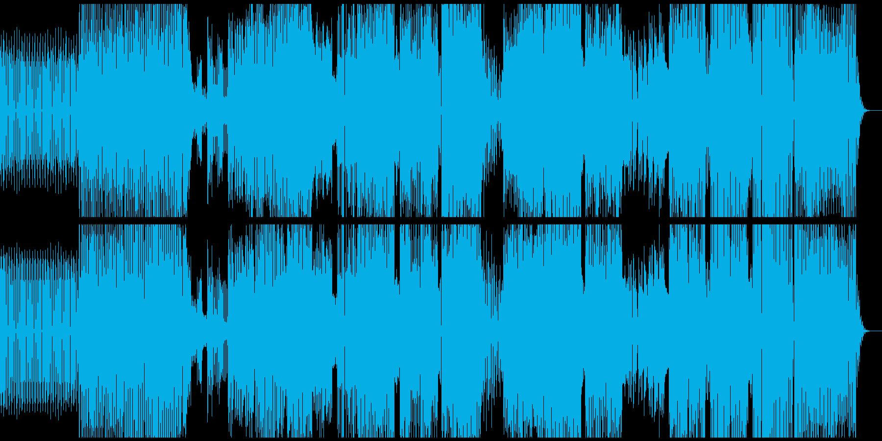 ハウストリップ。の再生済みの波形