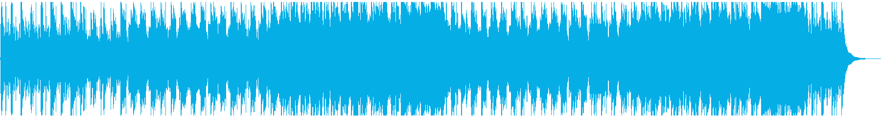 和風で幻想的で壮大な雅楽も使った曲の再生済みの波形
