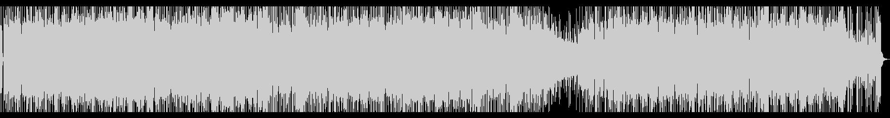 警視庁24時的な王道ギターフュージョンの未再生の波形