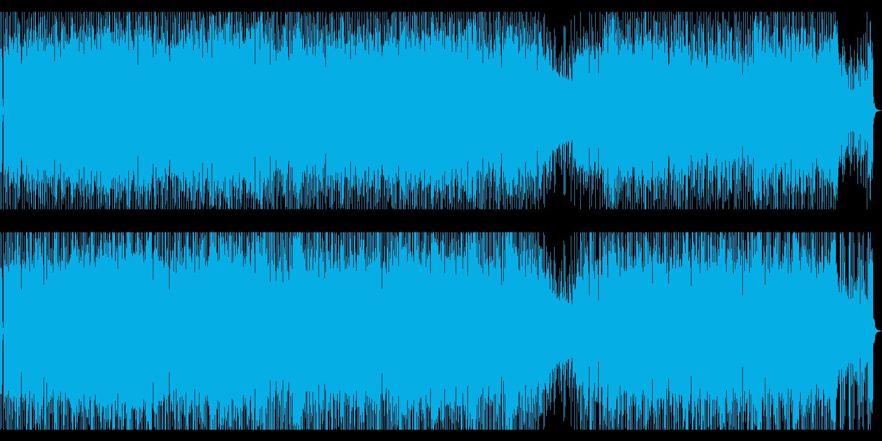 企業VP・これぞ日本のギターフュージョンの再生済みの波形