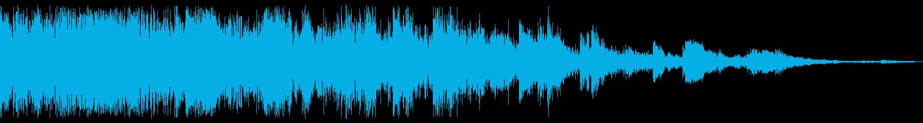 コイン(ジャラジャラ-1の再生済みの波形