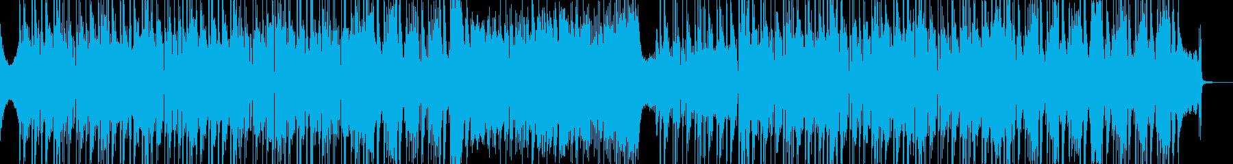 疾走感を加えたオシャレなR&B 短尺★の再生済みの波形