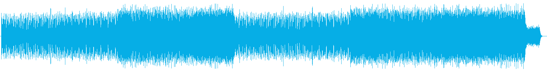 レース・ゲーム・競争・CMの再生済みの波形