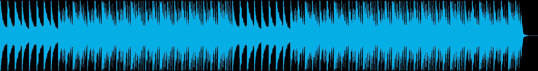 企業VP、優雅なピアノメインの再生済みの波形