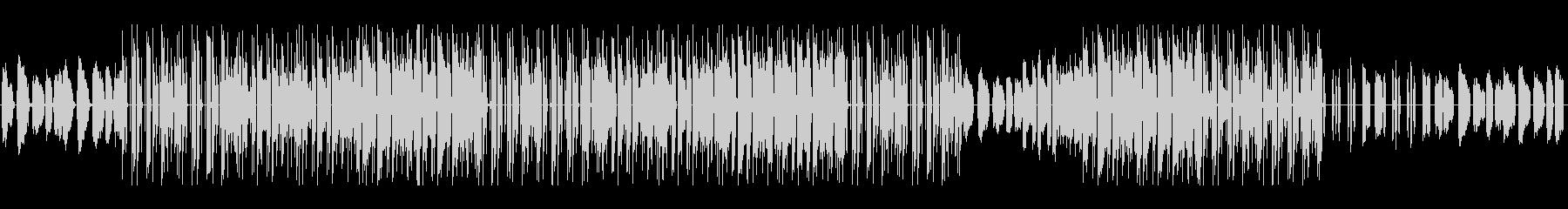 シンセでまったりネオソウル。の未再生の波形