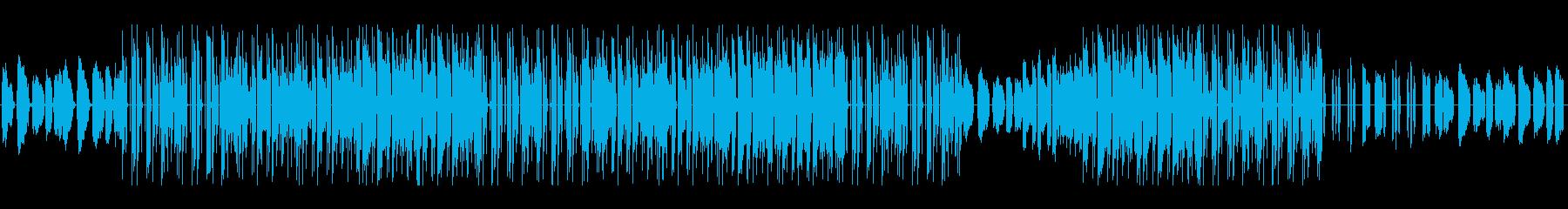 シンセでまったりネオソウル。の再生済みの波形