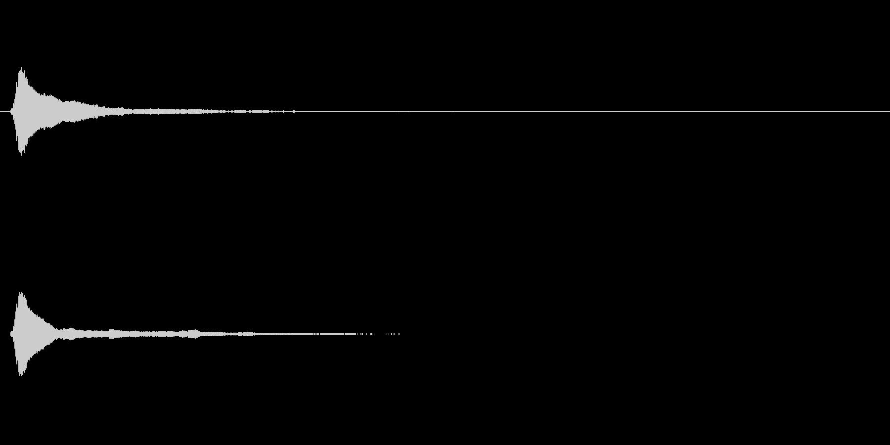 キラキラ系_002の未再生の波形