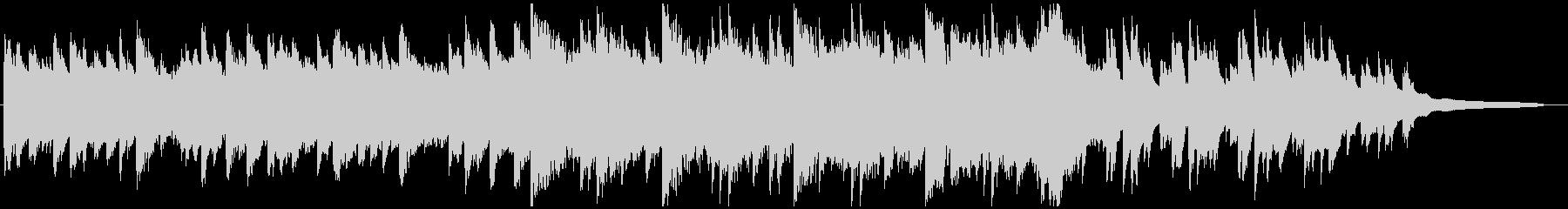 VP系7、ピアノ&オーケストラ、感動的Cの未再生の波形