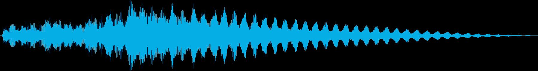 Vibraphone:卑劣なミステ...の再生済みの波形