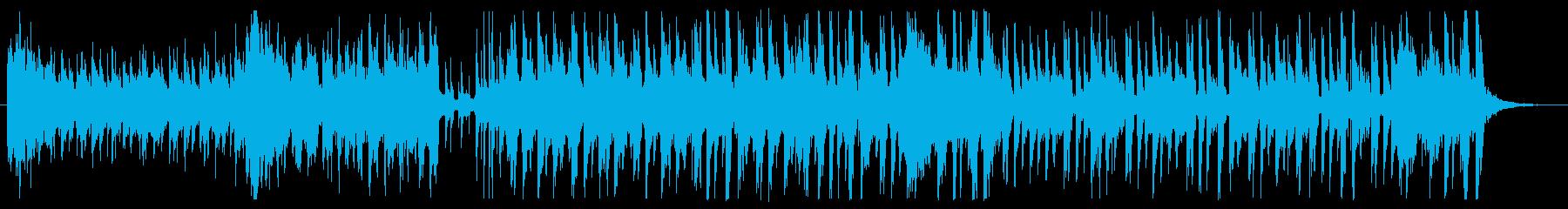 夏 爽やか ハウス 60秒版の再生済みの波形
