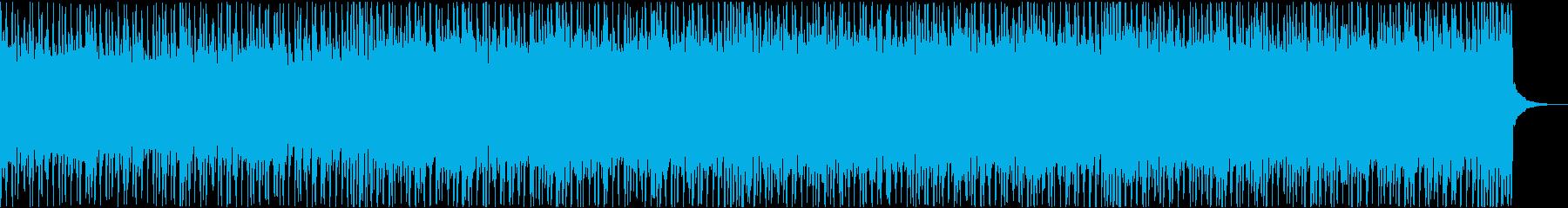 ガレージ シンセロック 入場 軽快の再生済みの波形