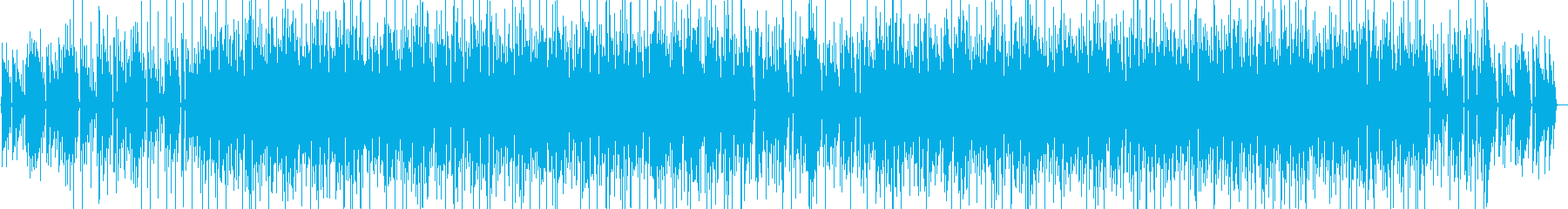 浮かぶイメージピアノ中心のお洒落な癒し曲の再生済みの波形
