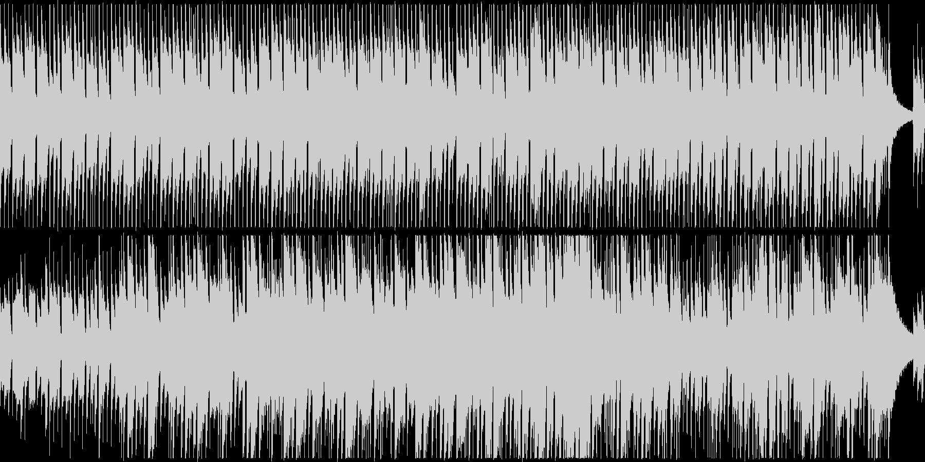 アコギ2本のクールで落ち着いたBGM/pの未再生の波形