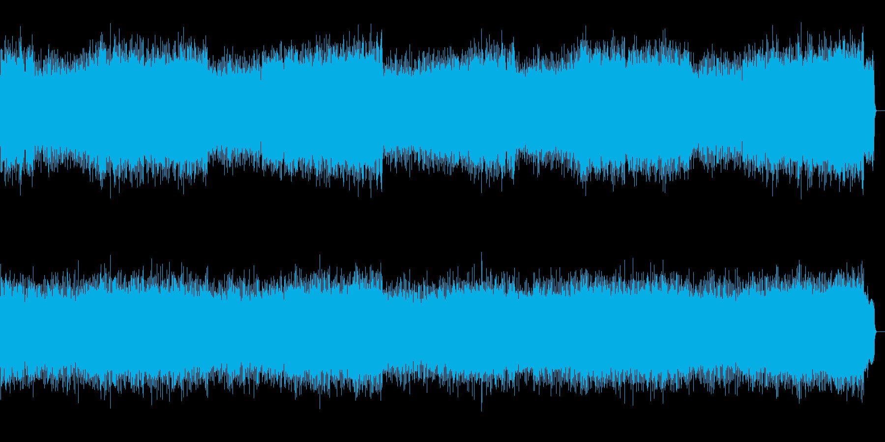 オーケストラとロックのバトル/戦闘曲の再生済みの波形