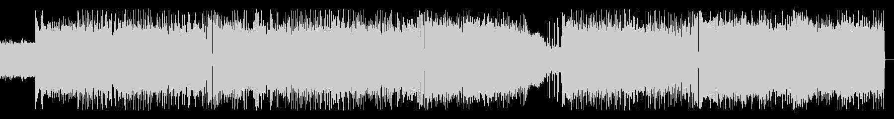 限界に迫る緊迫感なイメージ Remixの未再生の波形