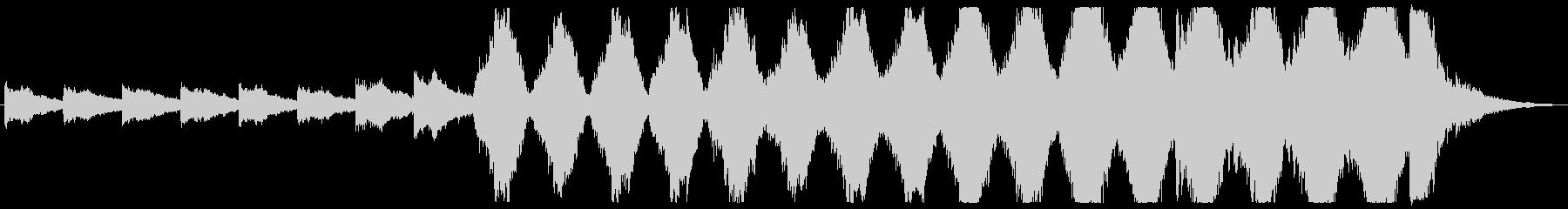 プログレッシブ 交響曲 ゆっくり ...の未再生の波形