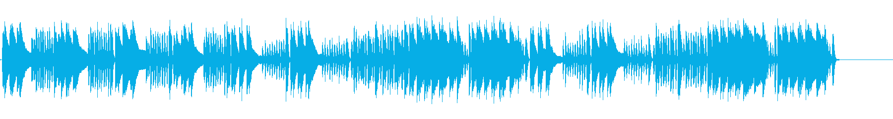 狩りの歌 シューマンピアノソロ生演奏の再生済みの波形