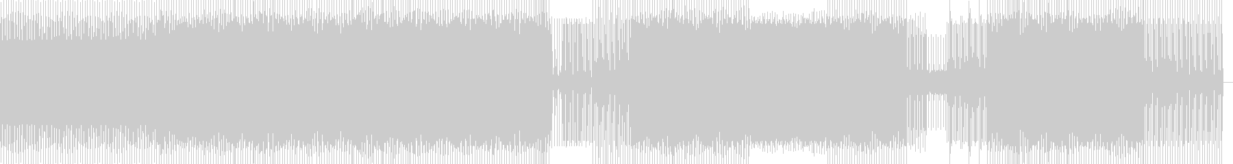 minimal house 31 の未再生の波形