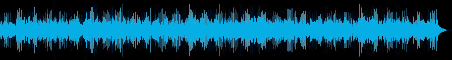 ジャズの要素も取り入れたポップの再生済みの波形