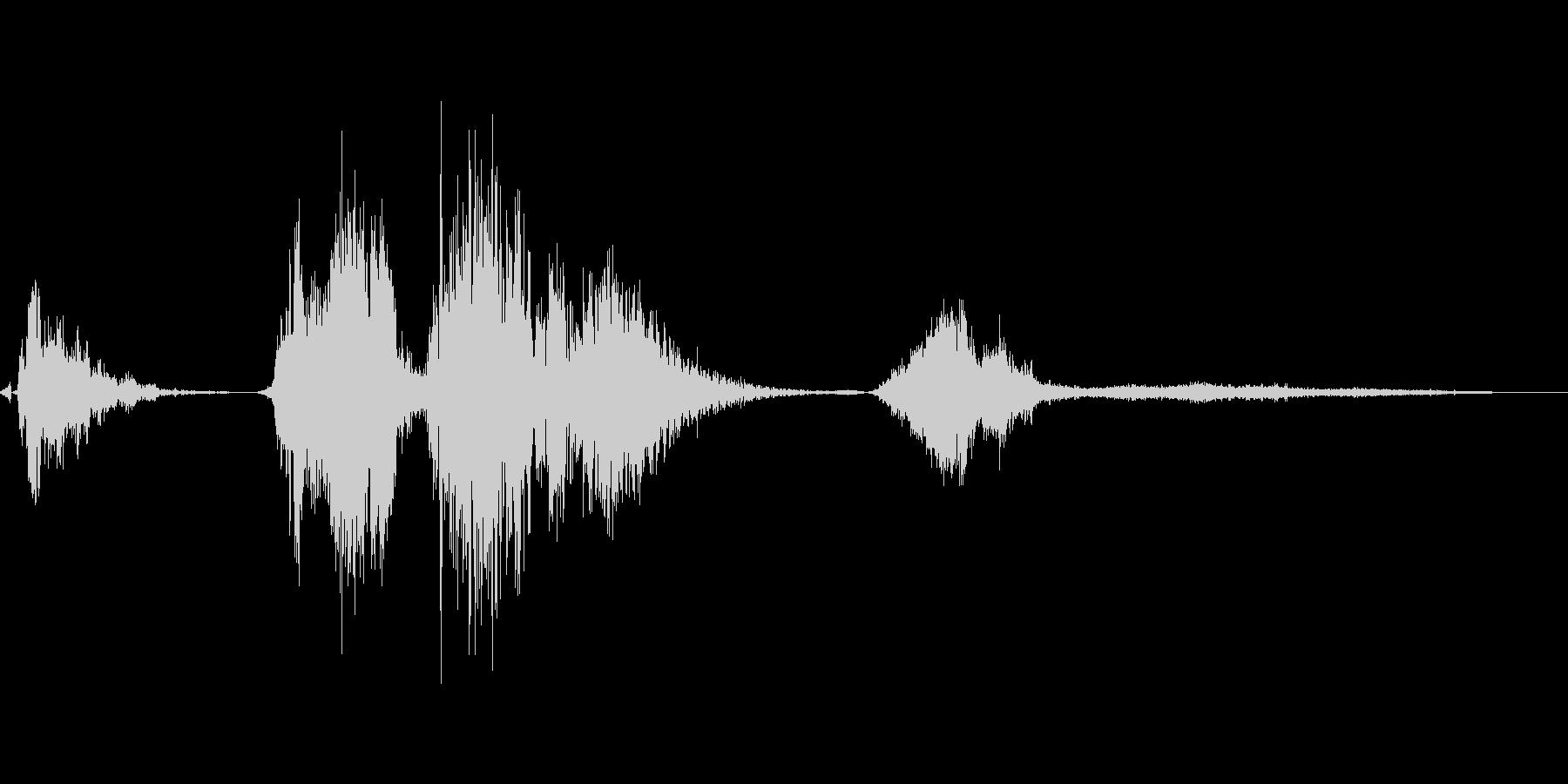リキッドプレデター、メタルベンドシ...の未再生の波形