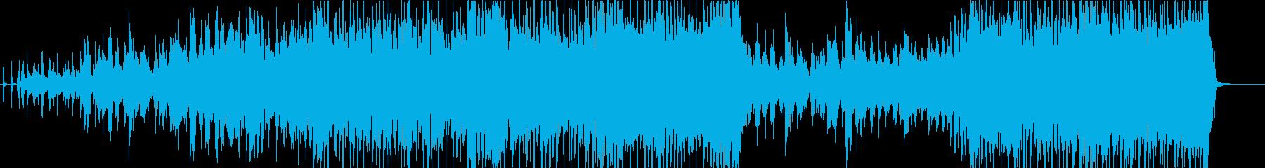 ill communicationの再生済みの波形