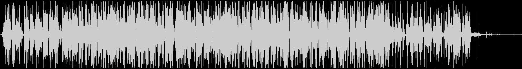 バサノバ レトロ 劇的な エキゾチ...の未再生の波形