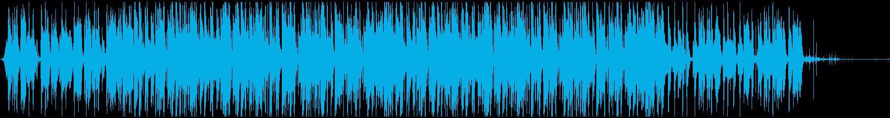 バサノバ レトロ 劇的な エキゾチ...の再生済みの波形