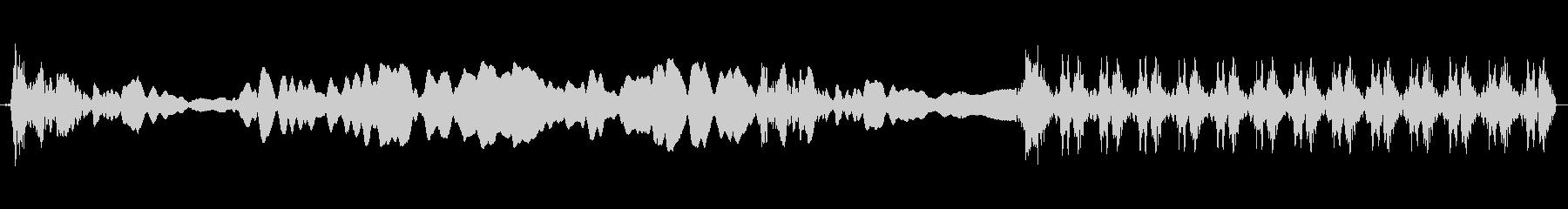パトカー:インテリア:Wail A...の未再生の波形