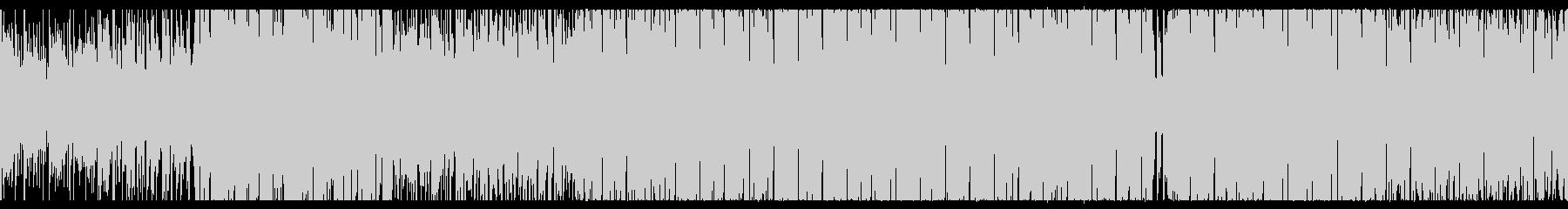 【ループ】エレクトロ、明るい、お洒落,2の未再生の波形
