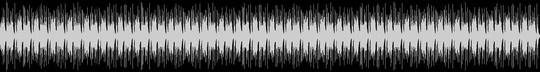 鐘/カウベル/シンセのループ の未再生の波形