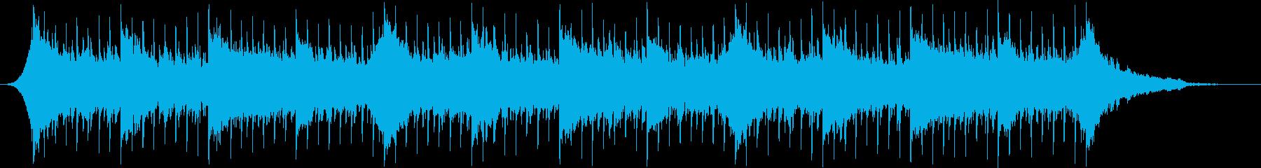 企業VP系91、シンプル、アンビ、爽快bの再生済みの波形